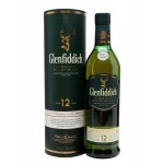Glenfiddich 12 Year Scotch
